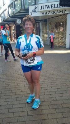 Roelie Lokhorst hardlopen
