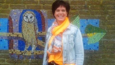 Vrijwilliger van de maand juni: Anneke Timmer
