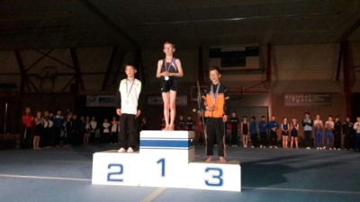 Zilver voor Bo op District finale in Lemmer