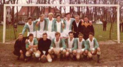 Historische foto's uit het SVT-archief: alle spelers achterhaald!