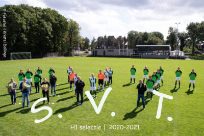 SVT 1 'in SVT'-opstelling