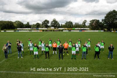 Nieuwe teamfoto SVT1