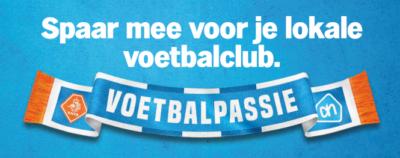 Nieuwe actie Albert Heijn: VOETBALPASSIE!
