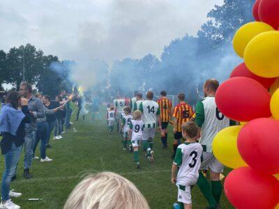 Verslag van Derby VAKO - SVT zaterdag 25 september 2021